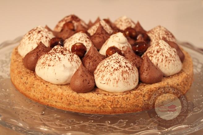 Fantastik noisette, chocolat, caramel et vanille