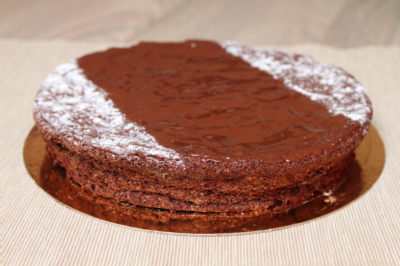 Fondant au chocolat & courgette (sans beurre)