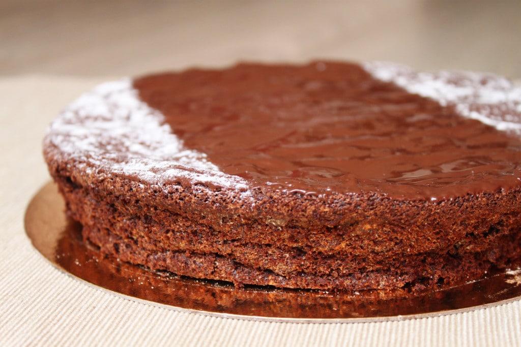 Fondant au chocolat courgette sans beurre surprises Fondant au chocolat sans oeufs