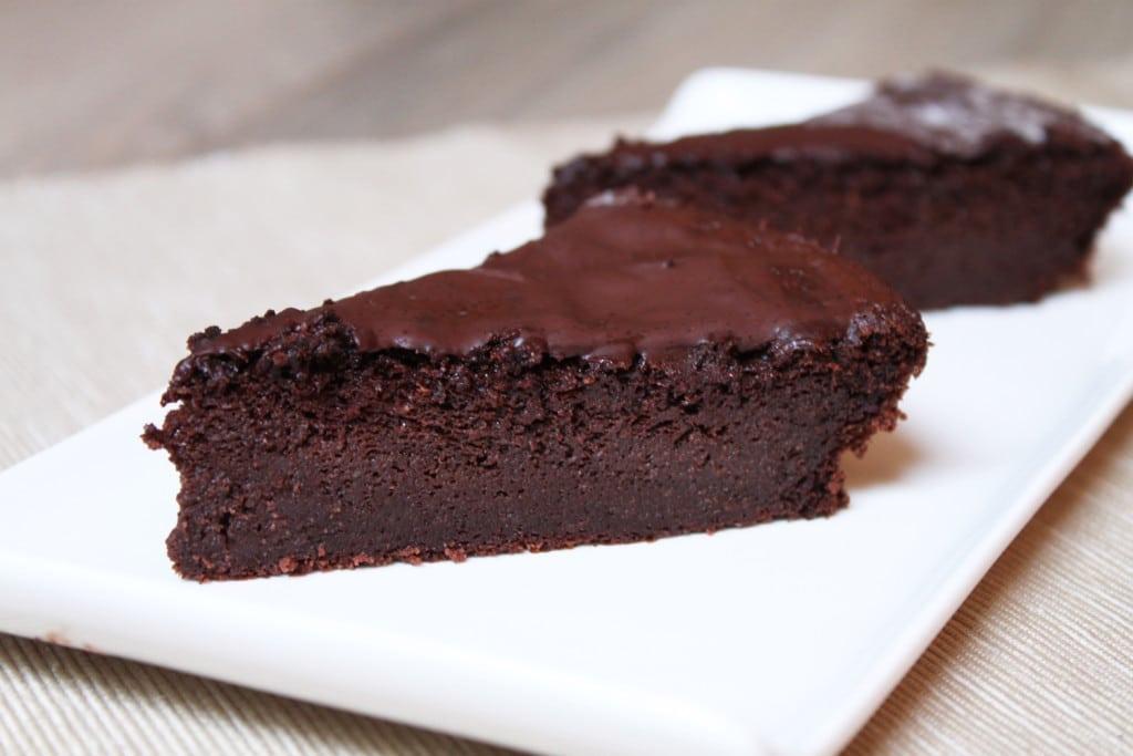 Gateau chocolat maizena cacao