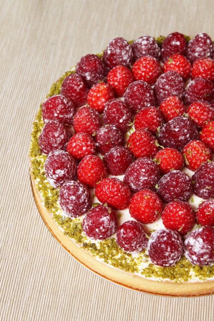 Recette Cake Aux Fruits Rouges Et Creme Vanille