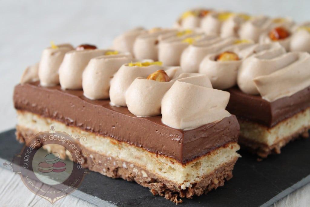 Recette Cake Au Chocolat Patissier