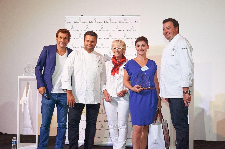 Prix d'excellence du meilleur blog de pâtisserie Relais Desserts 2016