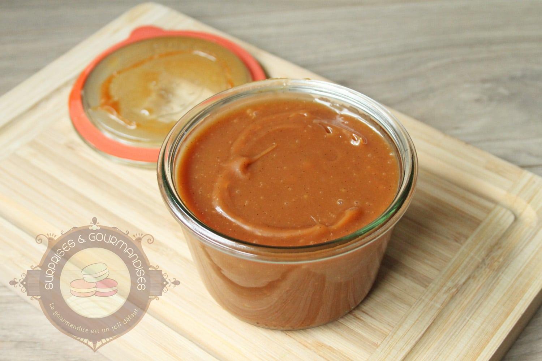 Caramel au beurre salé hyper onctueux