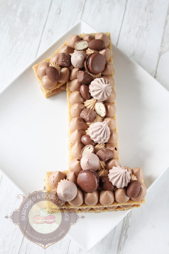 Cake Design Au Chocolat