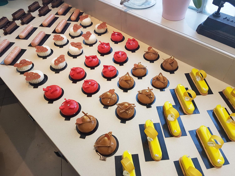 Formation pâtisserie avec Cake ta life { les entremets }